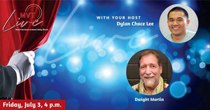 Manoa Valley Theatre Features Dwight Martin On This Week's MVT Live
