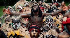 Burna Boy Releases the Music Video for 'Wonderful'