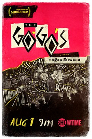VIDEO: Showtime Releases Trailer For Alison Ellwood's Documentary THE GO-GO'S