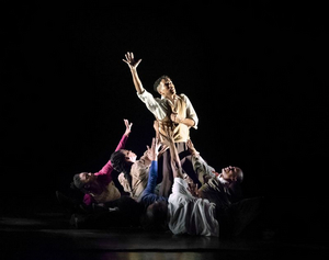 Ailey All Access Re-Broadcasts Rennie Harris' LAZARUS
