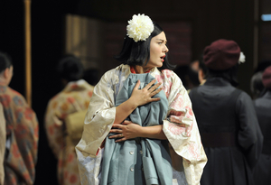 BWW Review: MADAMA BUTTERFLY, Glyndebourne on Marquee TV