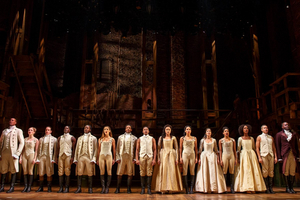 HAMILTON Cast Album Returns to #1 Spot on the iTunes Chart
