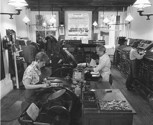South Street Seaport Museum Announces Free Virtual Program - Bowne & Co. Stationers: Printing In 19th Century New York