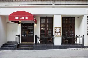 BWW Review: AN EVENING AT JOE'S, Joe Allen Restaurant Online