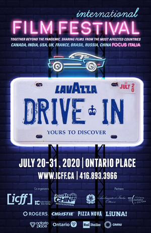 Lavazza Drive-In Film Festival Set To Launch In Toronto July 20th