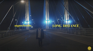 August Brodie Shares New Video 'Long Distance'