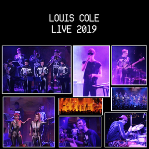 Louis Cole Shares LIVE 2019 LP, With Performances from Los Angeles & Amsterdam Tour Dates