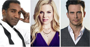 Megan Hilty, Norm Lewis, & Cheyenne Jackson Join Seth Concert Series For LIVE Performances