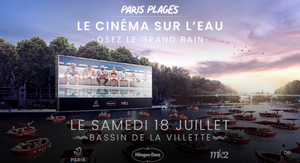 Paris Will Welcome a Movie Theatre on the Seine Next Week, With 'Cinema sur l'Eau'