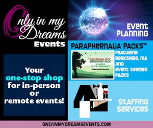 Only in My Dreams Events Offers Event Planning, Drag Shows and More in the Berkshires Hills of Massachusetts and Beyond.