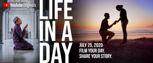 YouTube Originals Reunites Ridley Scott & Kevin Macdonald for 'Life In A Day 2020'