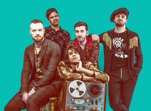 Phantom Isle Release New Single 'MAR V'