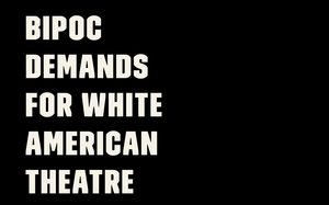 BIPOC Theatre Artists Release Document Outlining Demands for Broadway Community