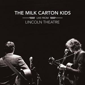 The Milk Carton Kids Release New Live Album LIVE FROM LINCOLN THEATRE