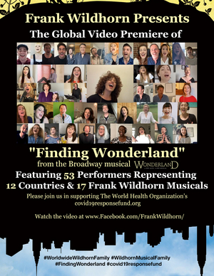 VIDEO: Laura Osnes, Jeremy Jordan, Kerry Ellis, Janet Dacal and More Sing 'Finding Wonderland'