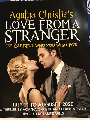 BWW Review: LOVE FROM A STRANGER at Howick Little Theatre