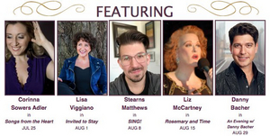 BWW Feature: Cabaret and Broadway Performers Appear In Bloomfield Outdoor Dinner & Concert Series