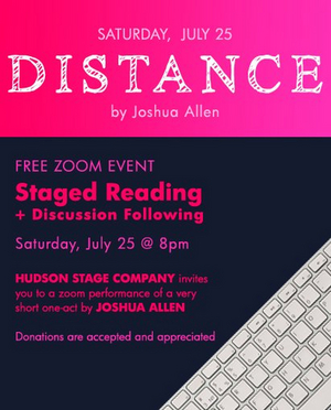 Hudson Stage Announces Cast For DISTANCE