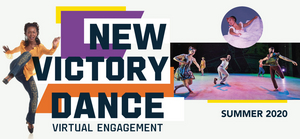 New 42 and New Victory Theater Announce 2020 NEW VICTORY DANCE