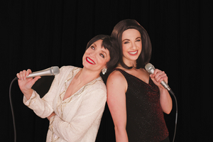 Greenhouse Theater Center Presents JUDY & LIZA — ONCE IN A LIFETIME: THE LONDON PALLADIUM CONCERT — A TRIBUTE