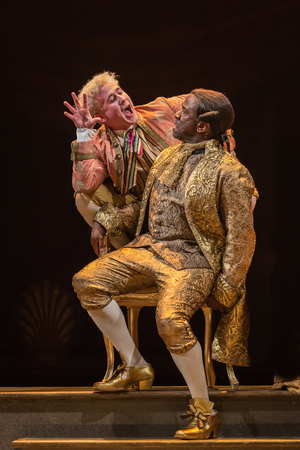 BWW Review: AMADEUS, National Theatre At Home