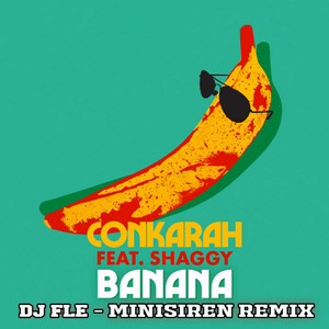 Conkarah and Shaggy Release Official Video for 'Banana'
