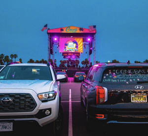 CBF Productions Presents 'Concerts in Your Car'