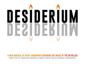 Monumental Theatre Company Presents DESIDERIUM: A Reading of A New Musical