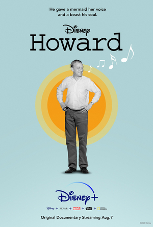 Howard Ashman Documentary is Now Available on Disney+!
