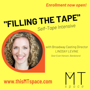 This MT Space Announces Self-Tape Intensive with Lindsay Levine