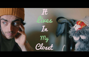 OutaLine Productions to Release Sam Cieri's IT LIVES IN MY CLOSET