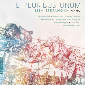 Pianist Liza Stepanova to Release New Album E PLURIBUS UNUM