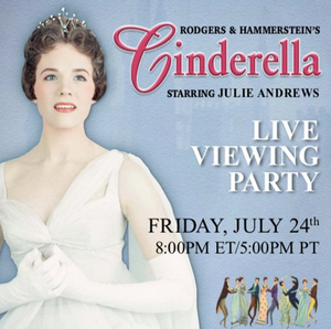 R&H Movie Night to Feature CINDERELLA Starring Julie Andrews