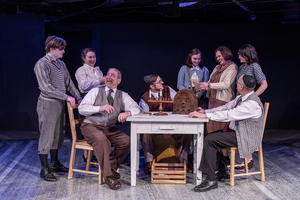 Open Stage To Stream THE DIARY OF ANNE FRANK