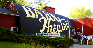 Barn Theatre Re-Opens Rehearsal Shed For 'Shed Shows'