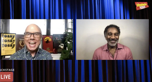 Norm Lewis Discusses His Upcoming Seth Concert Series Show and More on Backstage LIVE With Richard Ridge