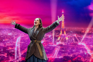 ANASTASIA Joins The Hanover Theatre Broadway Series