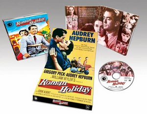 ROMAN HOLIDAY Remastered Debuts on Blu-ray This September