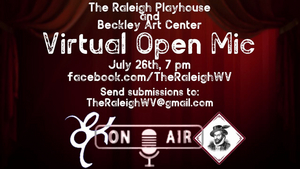 The Raleigh Playhouse and Theatre Will Host Virtual Open Mic and Calls For Submissions
