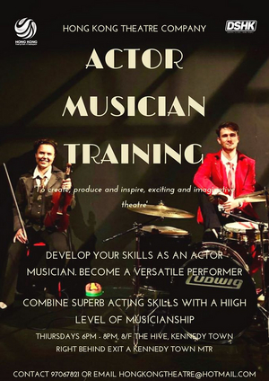 Hong Kong Theatre Company Offers Classes in Actor Musicianship
