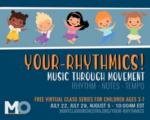 The Montclair Orchestra Launches Online Music Series For Children