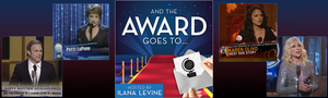Ilana Levine Launches New Podcast AND THE AWARD GOES TO...; Listen to the First Episode Featuring Patti LuPone!