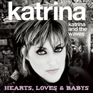 Katrina (from Katrina & The Waves) Announces Release of New Studio Album