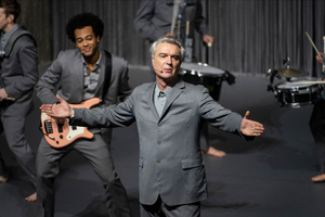 David Byrne's AMERICAN UTOPIA to Open Toronto International Film Festival