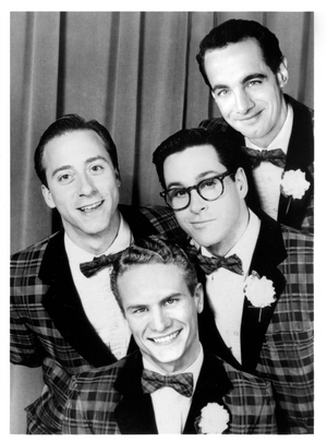 Rubicon Theatre Presents FOREVER PLAID: THE 30th ANNIVERSARY CONCERT With David Engel, Larry Raben & More