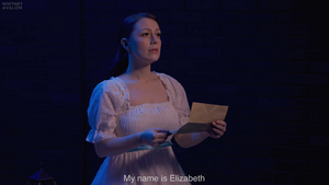 VIDEO: Whitney Avalon Combines Hits From HAMILTON and MEANGIRLS in New Mashup