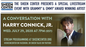 Sheen Center Presents A CONVERSATION WITH HARRY CONNICK, JR.