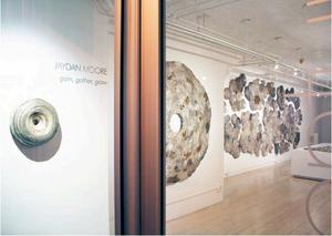 Ornamentum Presents 'Gain, Gather, Grow' Exhibition by Jaydan Moore
