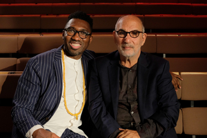 BWW Interview: Kwame Kwei-Armah Chats imagine... MY NAME IS KWAME
