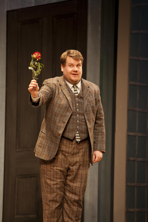 Ridgefield Playhouse to Screen ONE MAN, TWO GUVNORS Starring James Corden